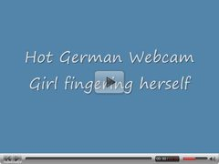 Camsex with german slut (skype)