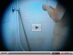 hidden cam my girlfriend take a shower 02