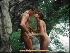 Tarzan jungle adventure with Nikita Gross an Rosa Caracciolo