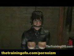 Masters BDSM Training of a Slave Gia Di Marco