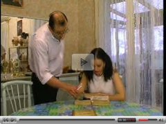 French Teen Blackmails her Private Teacher...F70