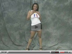 Girl Stripping - Loni Lee