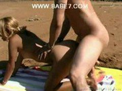 Latin outdoor sex