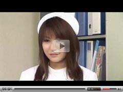 Nurse Cosplay censored +