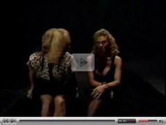 The First Nina Hartley Scene I Ever Saw - FFM