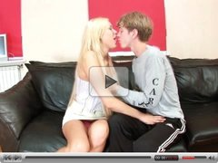 Perfect Blowjob from Teen Pavla