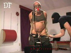 Straight Master Gay Slave-Shock Your Boss