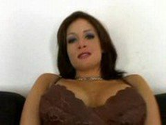 Tory Lane Choking On Cock POV