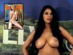 Tera Patrick exposed her big boobs...........By Saamba