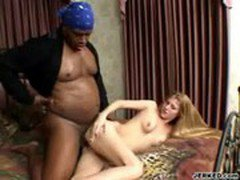 Interracial Fuck With Nikki Dawn - White Curvy Asses