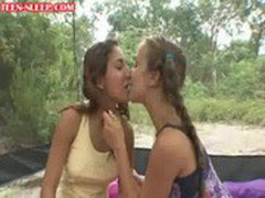 Young-Girl-On-Girl-Kiss