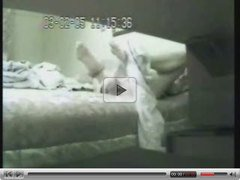 Hidden cam in mom bedroom