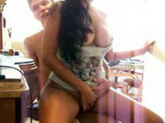 horny latina amature couple