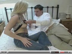 hot couple fucked in bedroom - csm