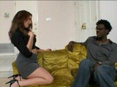 Cuckold Interracial - White Wife Black Cock 3 - Isabella Soprano