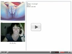 Lesbos on Chatroulette
