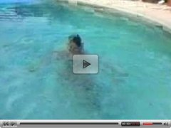 BBW Samantha Gets Fucked at the Pool (by Satanika)