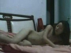 Chinese couple amateur sex