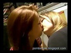 Girls Kissing Girls - Part 1