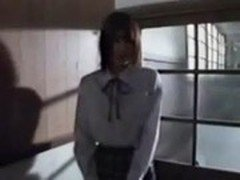 Asian School Girl Big Tits Groped