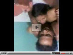 Amateur Indian uncle with his GF -3