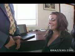 Big Tits At Work -  Penny The Secretary