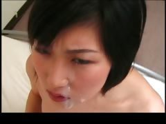 Asian Sperm Count Girl free porn part1