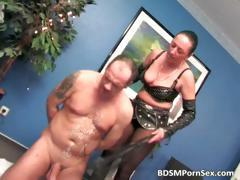 German BDSM action with mature whore part4
