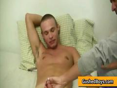 Cory gets his amazing dick played part2