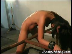 Hard core s and m and brutal punishement part6
