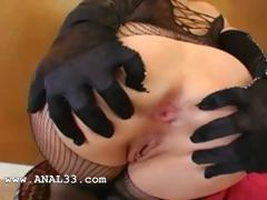 lesbians with sexy pants fisting anal