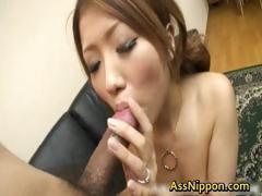 Hibiki Ohtsuki dirty real asian tramp part4