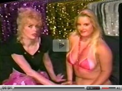 Deb & Christine Woods Vintage Lesbian Interview and Scene