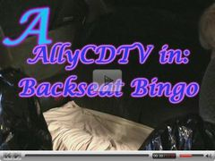 AllyCDTV in Backseat Bingo