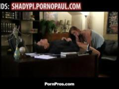 Guy caught fucking his secretary