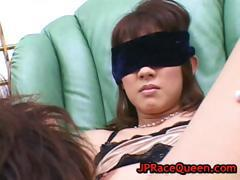 Hiromi aoyama playing with toy part4