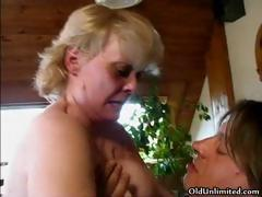 Horny mature mom with big tits fucking part6