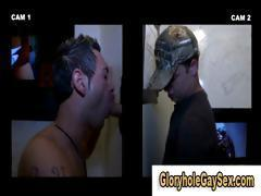 Redneck straighty cums for gay
