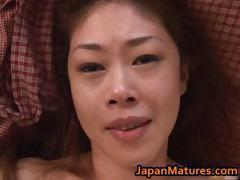 Mature Misa Tachibana Rides To An Orgasm part5