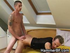 Bare and Deep Ass Play gay Video part2