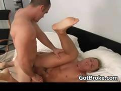 Broke hunks gaving gay sex for cash part5