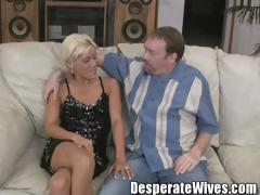 Slut Wife Viki's Husband Sends Her Out to Be a Good Cum Slut