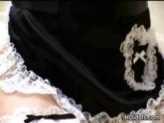 Teen maid bukkake creaming Asian Porn part5