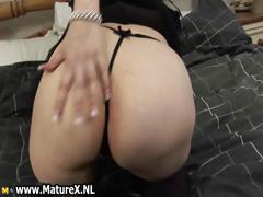 Dirty mature mom with big boobs loves part3