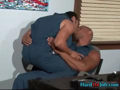 Gianni and Jay have steamy gay sex part2