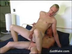 Matt H and Ricky fucking and sucking gay part2