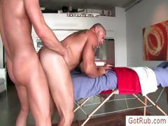 Real deep gay anal massage part1