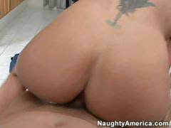 Horny Housewife Seduces Her Man