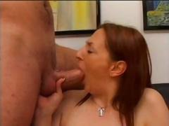 Hairy Mature Woman With Younger Man