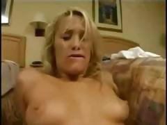 Pov sex with seriously hot blonde babe